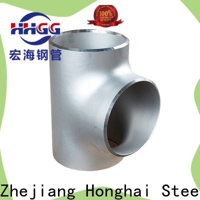 HHGG welded steel pipe fittings manufacturers for sale