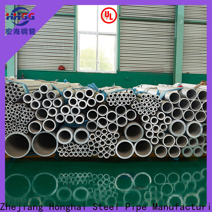Custom 2205 duplex stainless steel pipe Suppliers bulk production