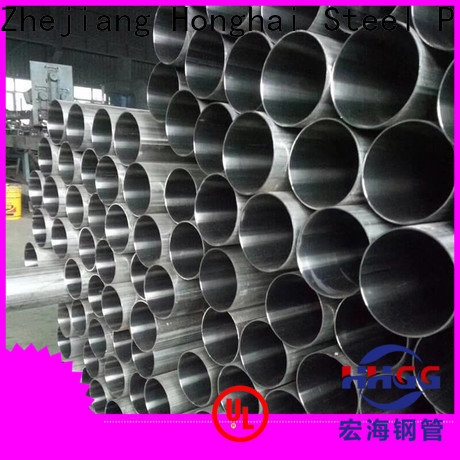 HHGG stainless steel welded pipe manufacturers factory for sale