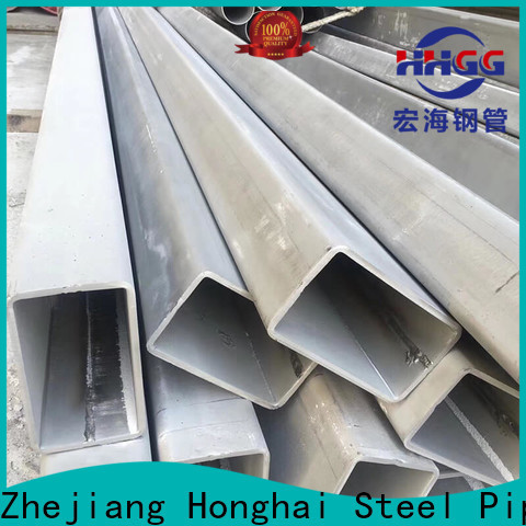 HHGG ss rectangular pipe Suppliers on sale