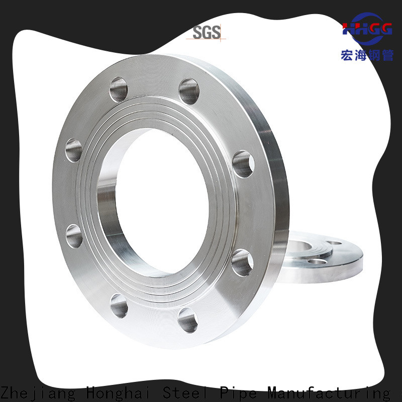 HHGG High-quality stainless steel slip on flange Supply