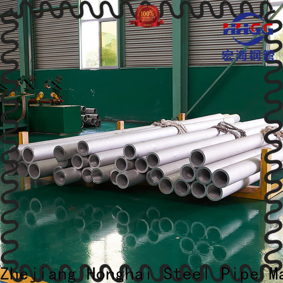 HHGG 316 stainless steel tubing manufacturers for sale