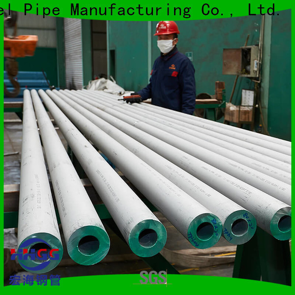 Latest stainless steel pipe company factory for sale
