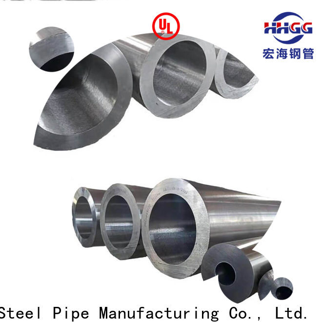 Custom stainless seamless pipe factory for promotion