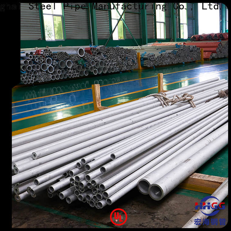 HHGG High-quality seamless stainless steel tube manufacturers factory for sale