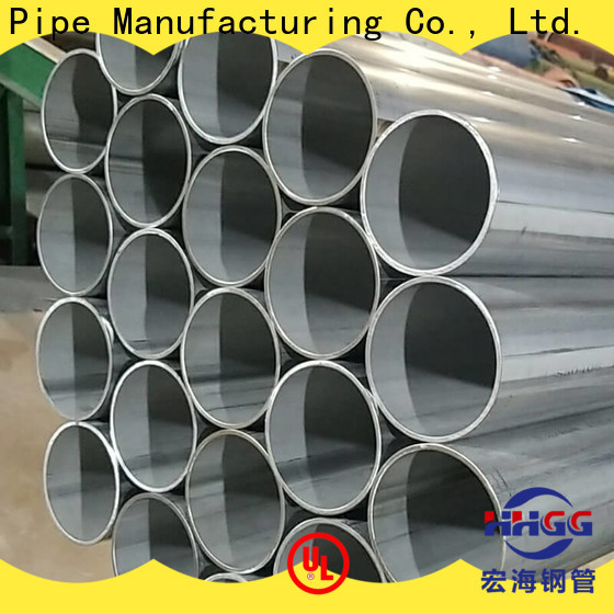 Custom stainless steel welded pipe manufacturers factory on sale