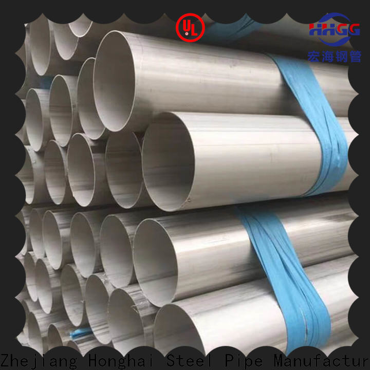 HHGG Top welded stainless steel tube factory for promotion