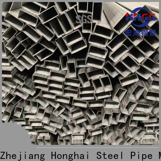 New 316 stainless steel rectangular tubing factory for promotion