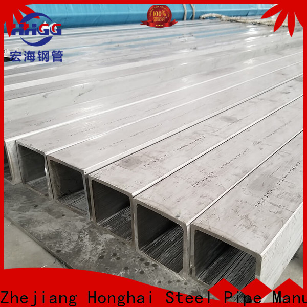 HHGG Wholesale square steel tubing Suppliers for sale