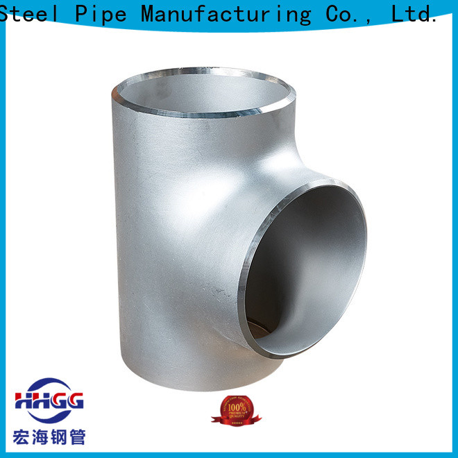 HHGG New weldable pipe fittings manufacturers bulk buy