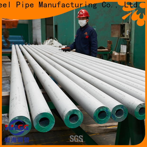 HHGG stainless steel round tube company bulk buy