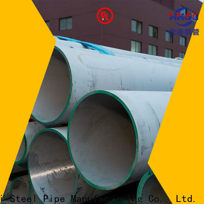 HHGG seamless 316 stainless steel tubing Suppliers for promotion