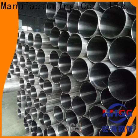 HHGG stainless steel welded tube for business bulk production