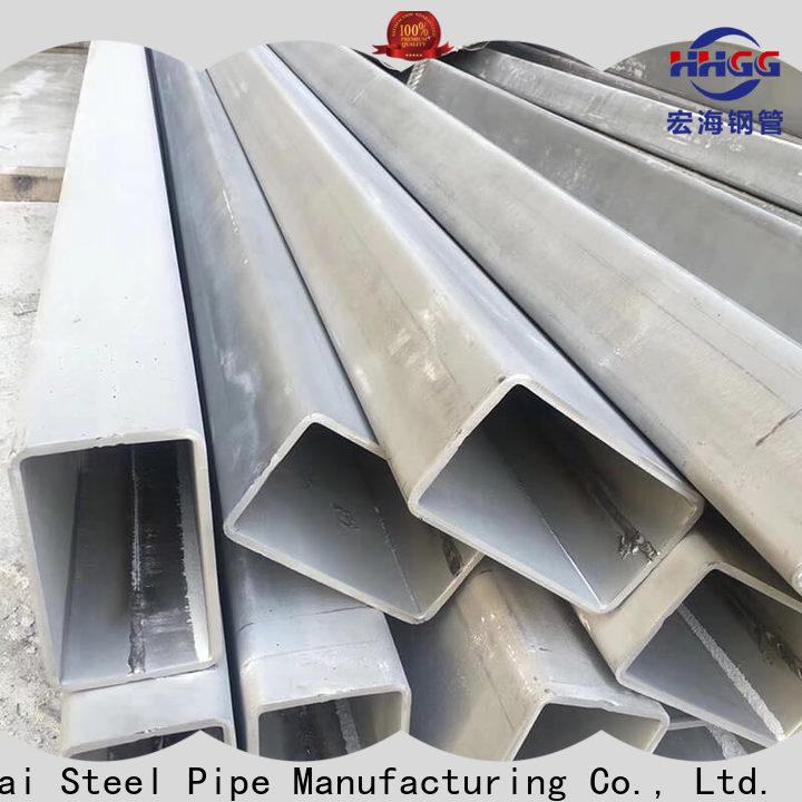 New stainless steel rectangular tube for business bulk production