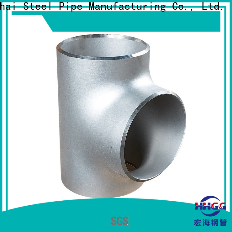 HHGG stainless steel high pressure pipe fittings Supply for promotion