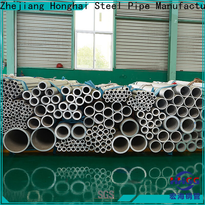 HHGG Best duplex 2205 pipe factory for promotion