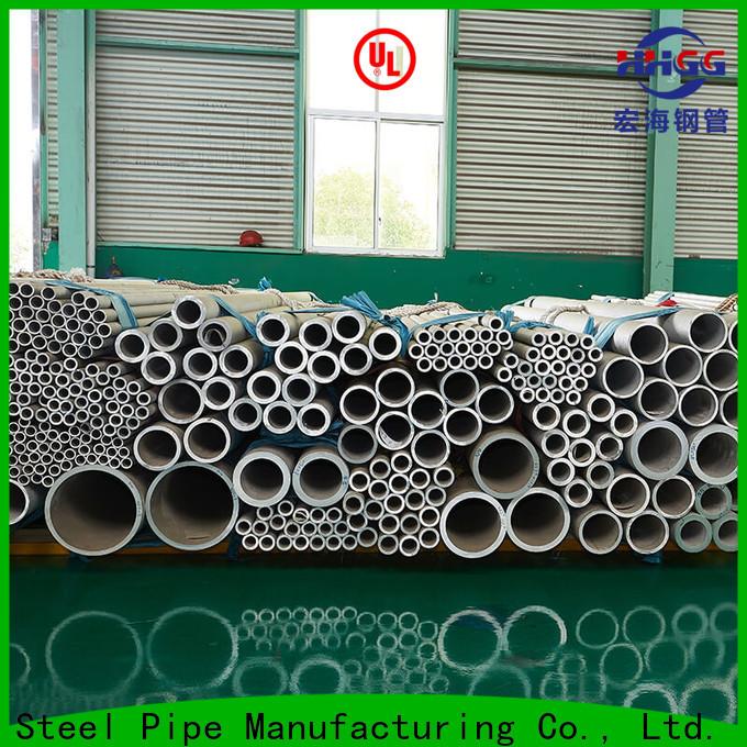 HHGG duplex 2205 pipe Supply bulk production