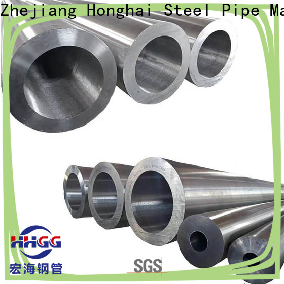 HHGG 304 stainless steel seamless pipe factory for sale