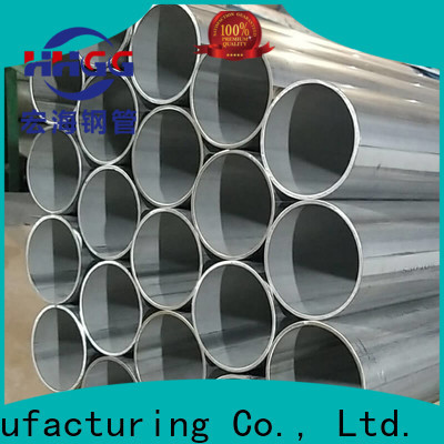 HHGG ss welded pipe factory for sale
