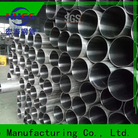 Latest welded stainless steel pipe Supply on sale
