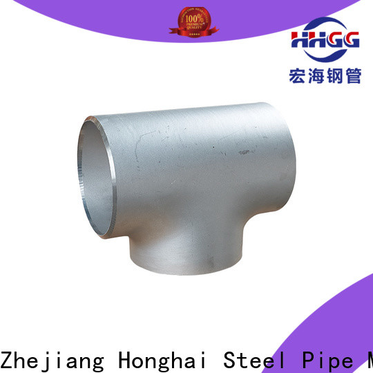 HHGG stainless steel forged pipe fittings for business bulk buy