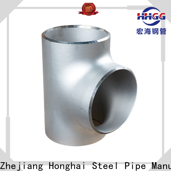 HHGG weldable stainless steel pipe fittings Suppliers bulk production