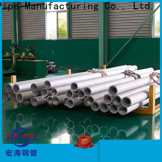 Wholesale heavy wall stainless steel tube company bulk production