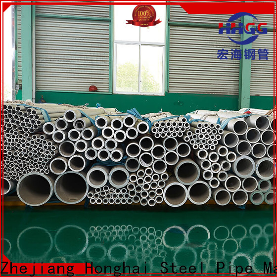 HHGG duplex stainless steel tube suppliers manufacturers for promotion