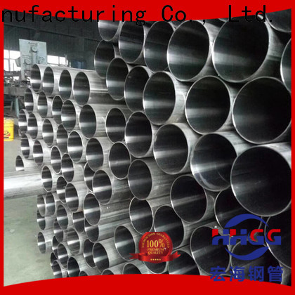 Top ss welded pipe factory for sale