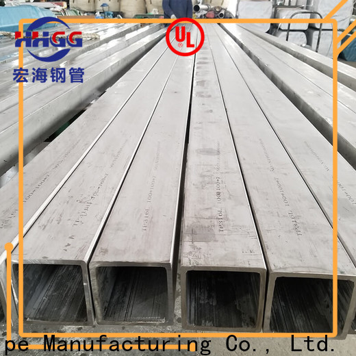 Best stainless steel square pipe price company bulk buy