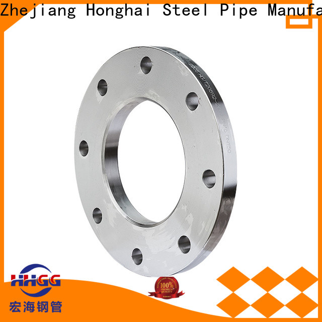 HHGG stainless steel flanges manufacturer for business bulk production