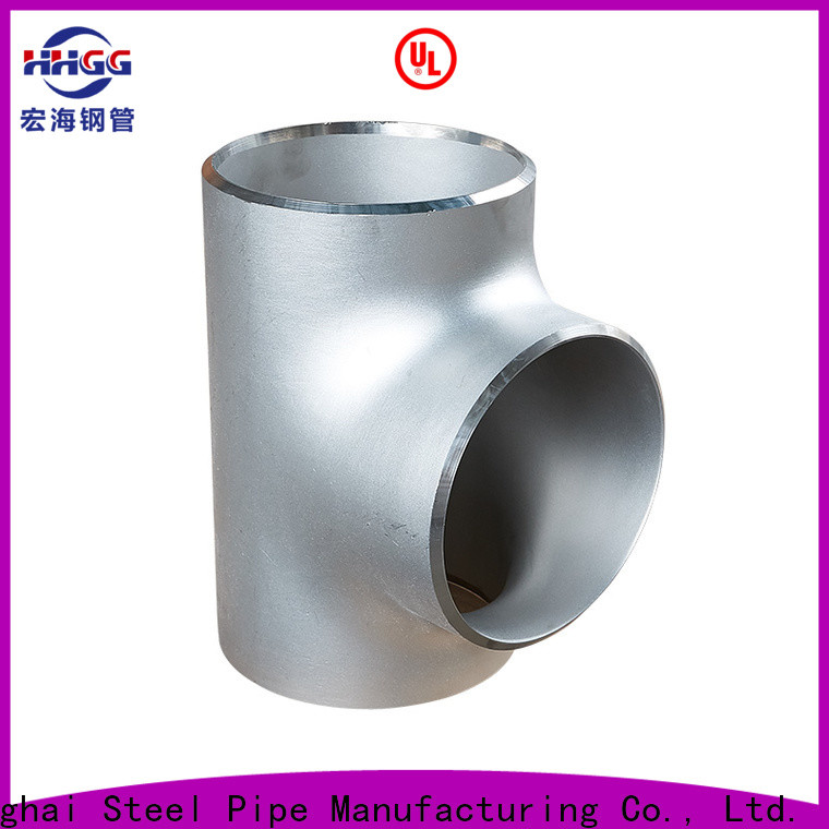 Wholesale stainless steel screwed pipe fittings factory bulk production