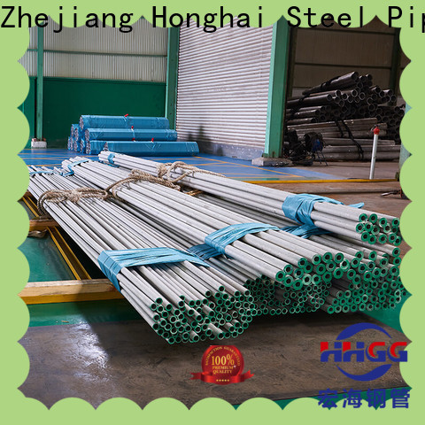 HHGG heavy wall stainless steel tubing factory for promotion