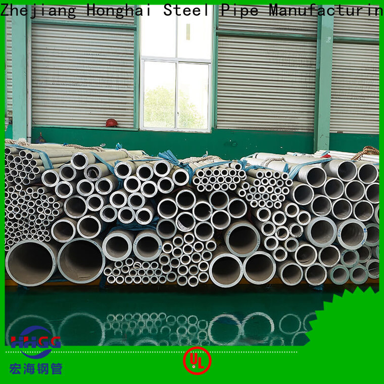Custom 2205 duplex stainless steel pipe manufacturers