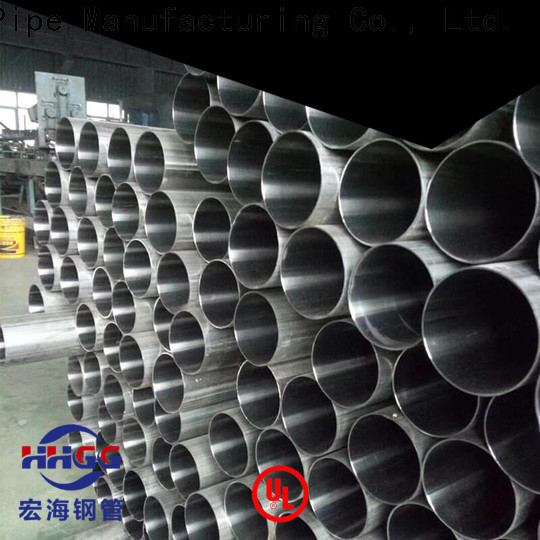 HHGG Latest welded pipe Supply for promotion