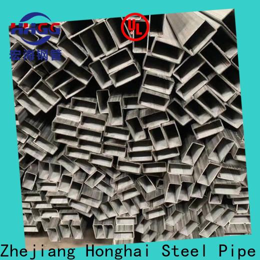 High-quality stainless steel rectangular tube factory bulk buy