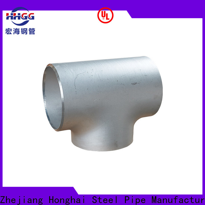 HHGG Wholesale stainless steel 316 pipe fittings manufacturers on sale