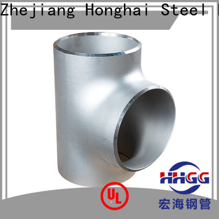 HHGG Top stainless steel socket weld pipe fittings Supply for sale