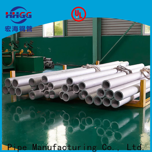 HHGG Custom industrial stainless steel pipe Suppliers on sale
