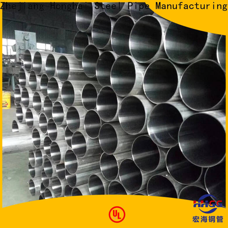 HHGG Top stainless steel welded pipe manufacturers company bulk production