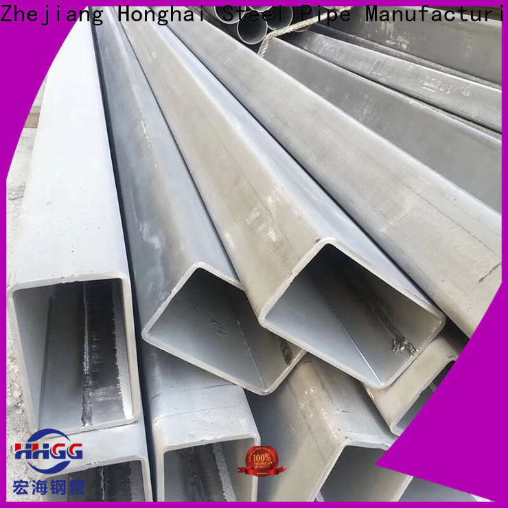 Wholesale steel rectangular pipe Suppliers on sale