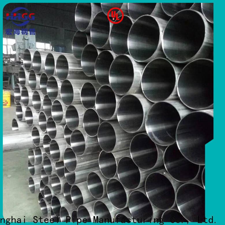 HHGG Best welded stainless steel pipe Suppliers bulk buy