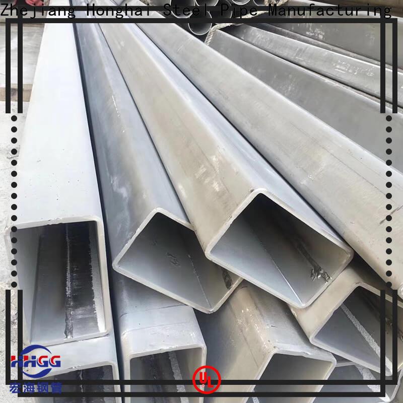 Wholesale ss rectangular pipe factory bulk buy