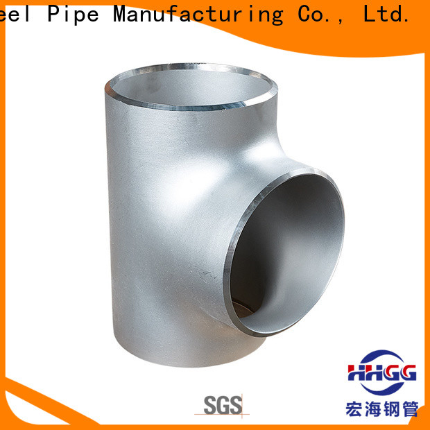 HHGG stainless steel pipe fittings manufacturers Supply for sale