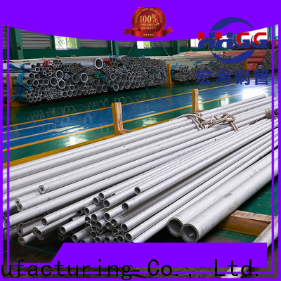 HHGG Latest ss 304 seamless pipe factory for promotion