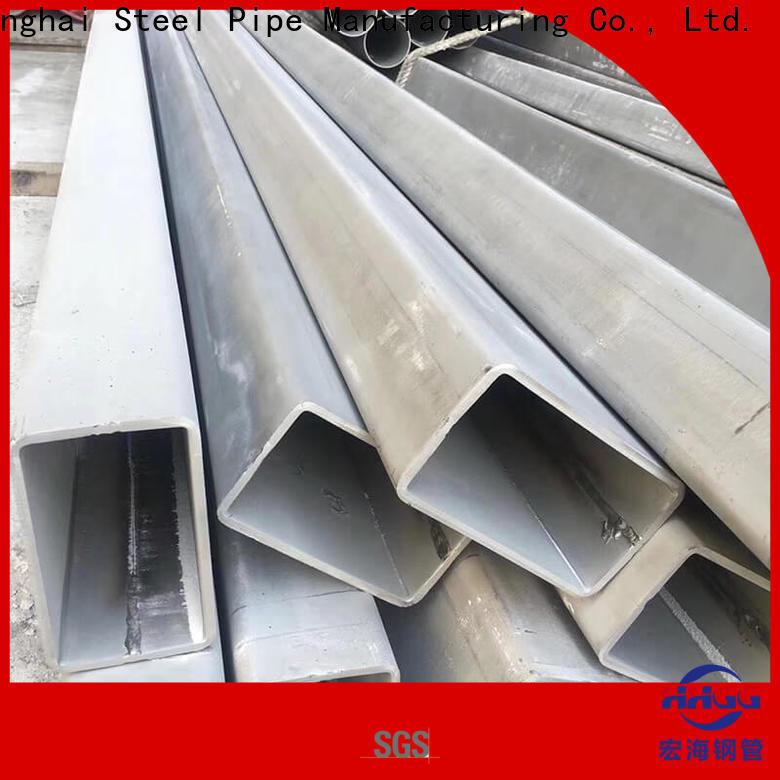Best 316 stainless steel rectangular tubing manufacturers bulk buy