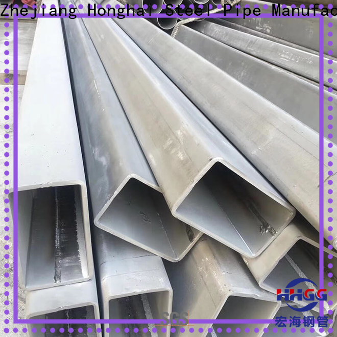Custom steel rectangular pipe company