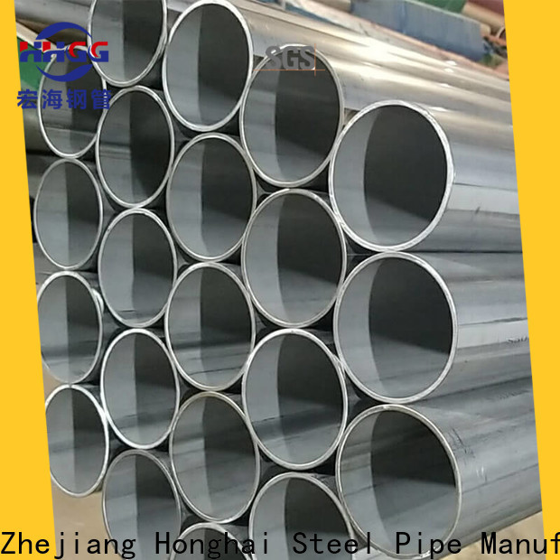 HHGG stainless steel welded tube manufacturers factory bulk production