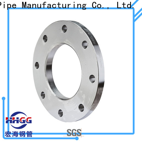 HHGG stainless steel tube flanges for business for sale