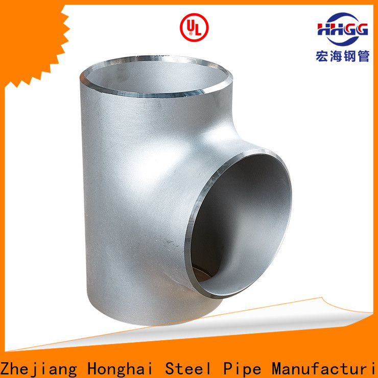HHGG High-quality elbow steel pipe fittings Suppliers bulk production